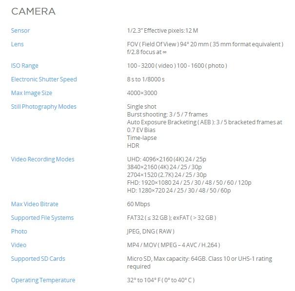 DJI-Phantom-4-Camera-Spec