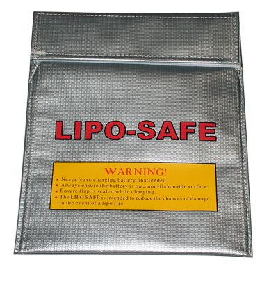 lipo safe batterie