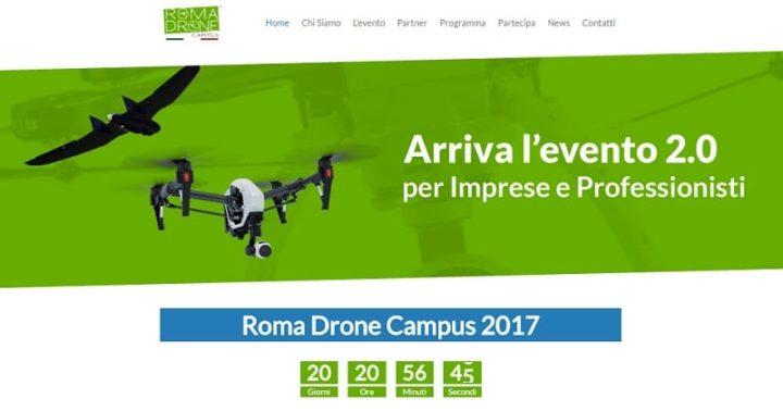 roma drone campus-conferenza-imprese-professionisti-eventi