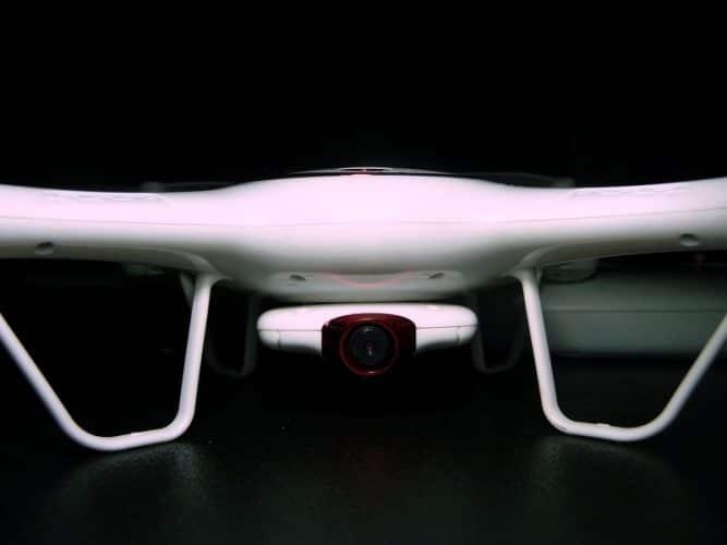 Recensione Syma X5UC-droni con camera-droni economici-droni per principianti-gearbest-promo-unboxing-radiocomando-camera