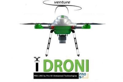 iDRONI_Venture_mappatura-3D