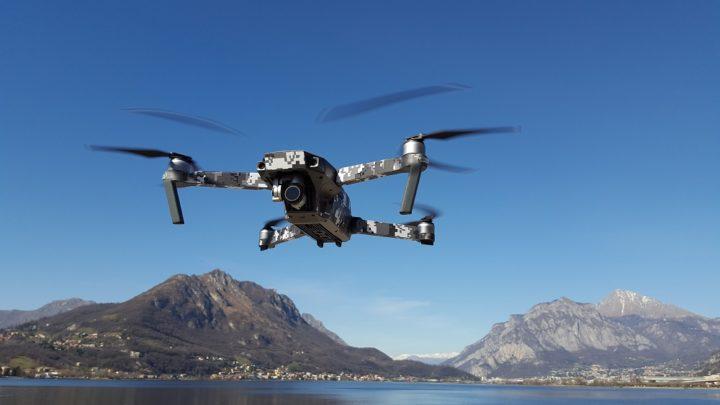 Cosa sono e come si usano i filtri ND per i droni - DronEzine