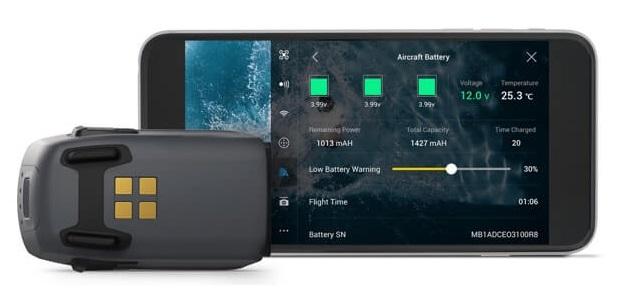 batterie dji spark-contenuto confenzione spark-drone per selfie-droni con camera hd
