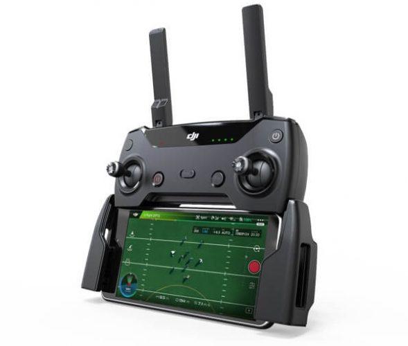 radiocomando dji spark-contenuto confenzione spark-drone per selfie-droni con camera hd