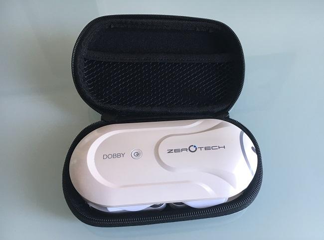 Recensione Zerotech Dobby-contenuto della confezione drone dobby-contenuto-drone enac inoffensivo-confezi