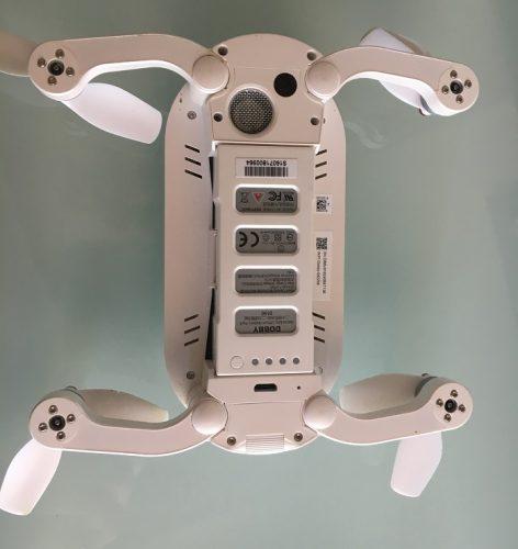 Sensori Zerotech Dobby-contenuto della confezione drone dobby