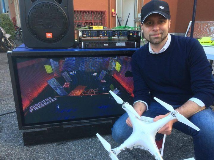 intervista collaboratori piloti sapr italia-gabriele turci-dronext salvatore
