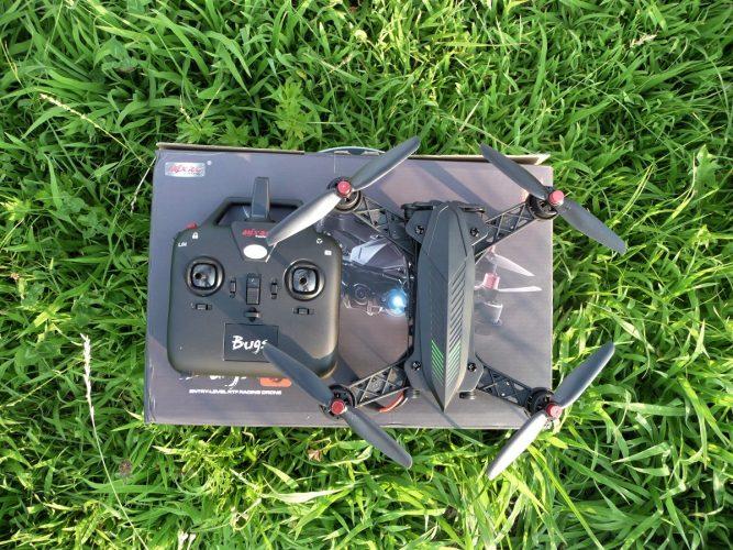 recensione bugs 6 mjx rc technic-drone