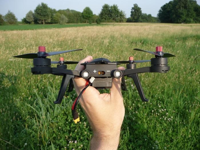 recensione bugs 6 mjx tomtop ita rc technic-drone