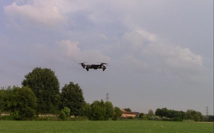 volo visuo tianqu xs809w-mavic economico-drone giocattolo-drone camera