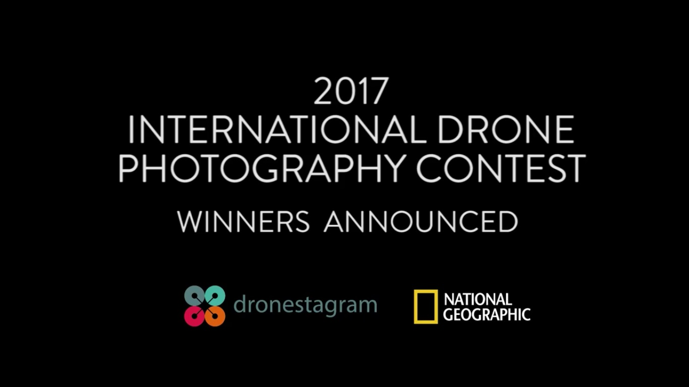 international drone photography contest 2017 winners-vincintori concorso dronestagram 2017