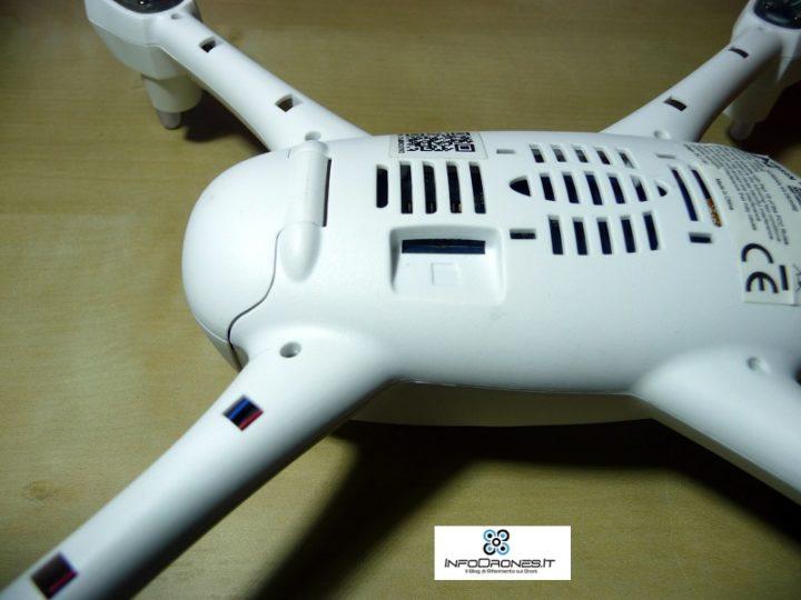 recensione hubsan x4 desire h502e banggood- drone con gps- drone camera hd (12)