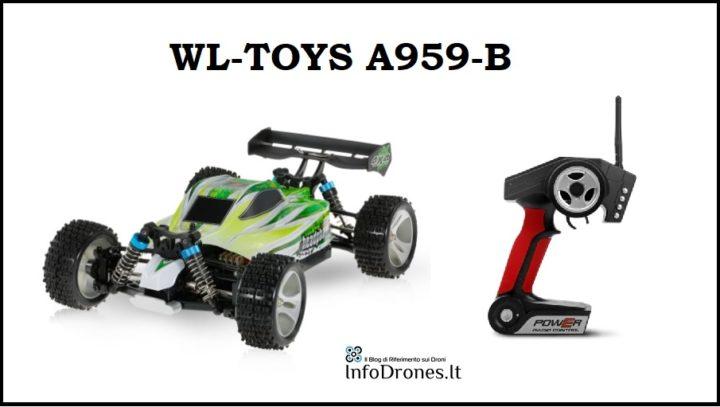 WLtoys A959-B 2.4G scala 1-18