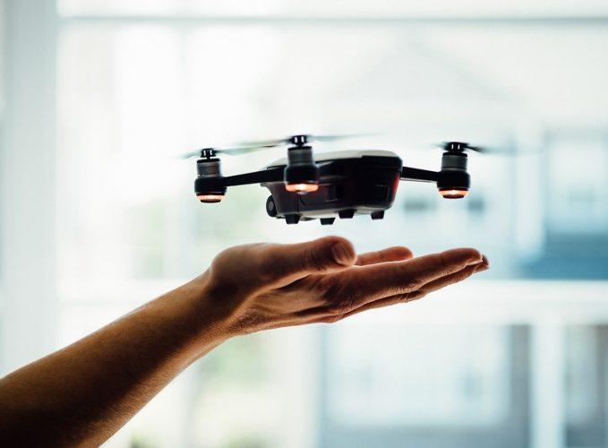 dove posso volare con un drone da 300 grammi