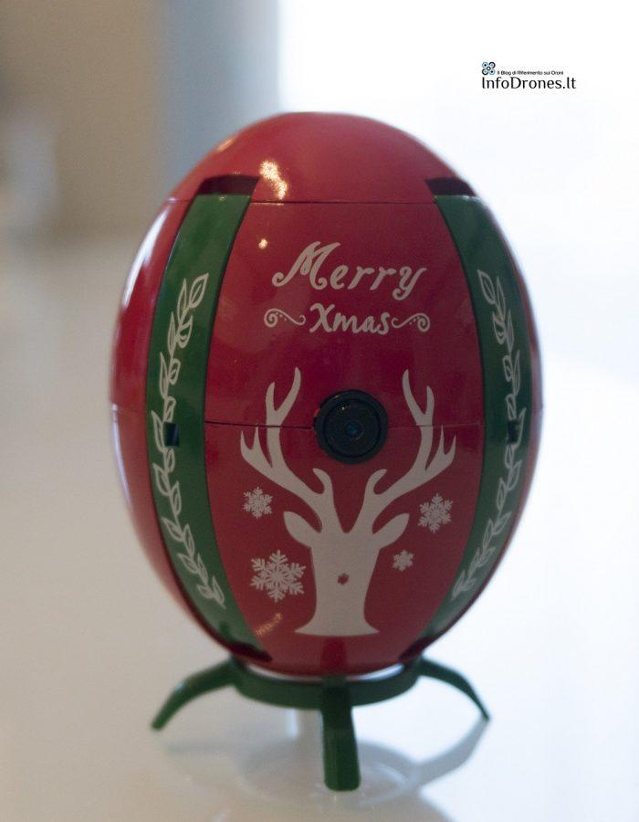 Recensione JJRC H66 X-Mas Egg, l'Uovo di Natale che può volare | InfoDrones.It