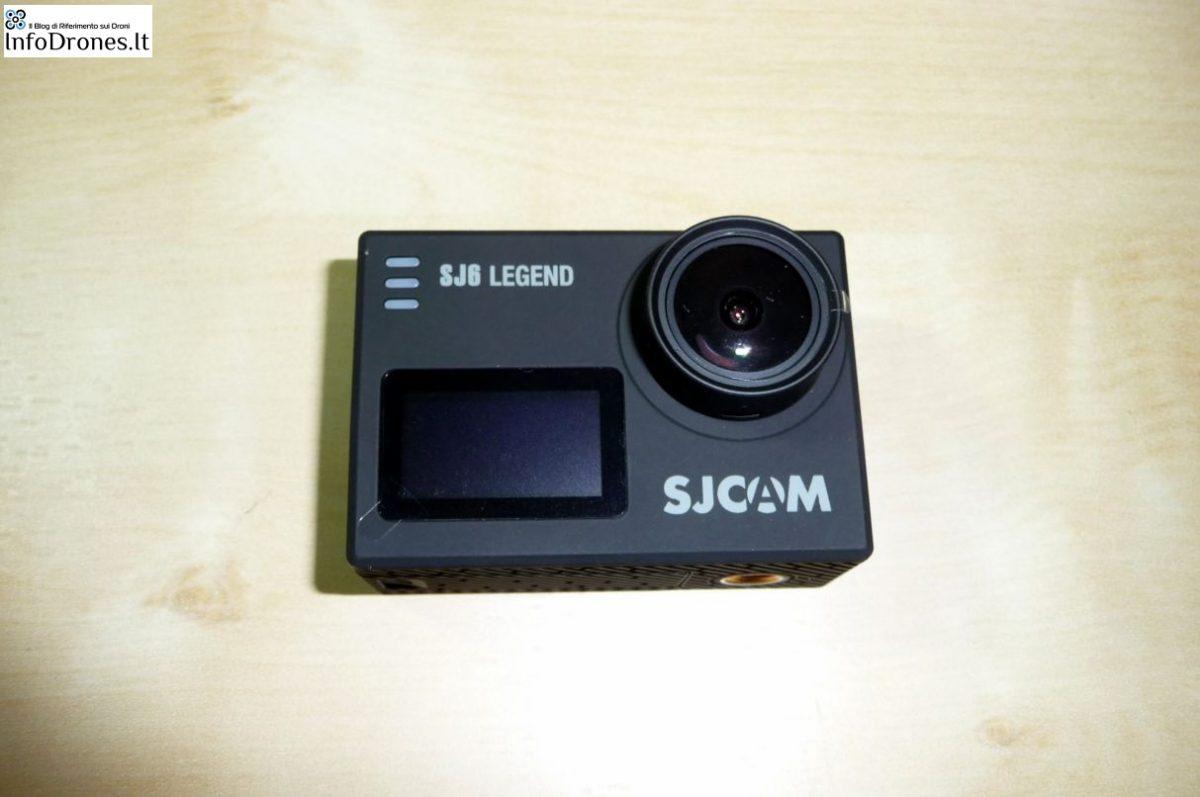 Recensione SJCAM SJ6 Legend   InfoDrones.It