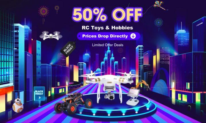 black friday tomtop coupon-tomtop black friday sconti-giocattoli droni coupon-droni sconti black friday
