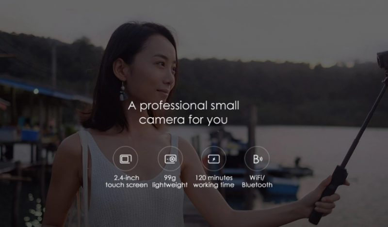 caratteristiche xiaomi mijia 4k-miglior action cam economica