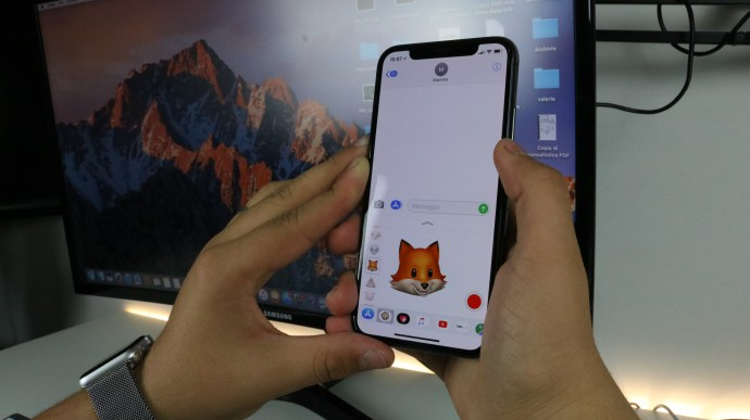 face id iPhone X recensione