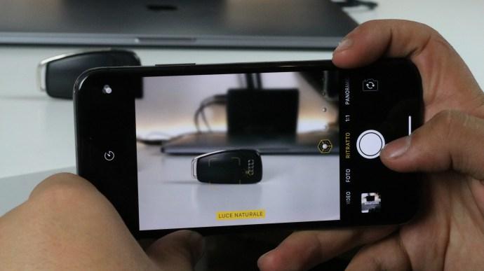 fotocamera iPhone X recensione