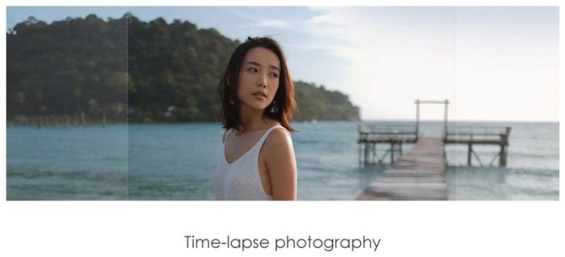 funzioni timelaps xiaomi mijia 4k-miglior action cam economica