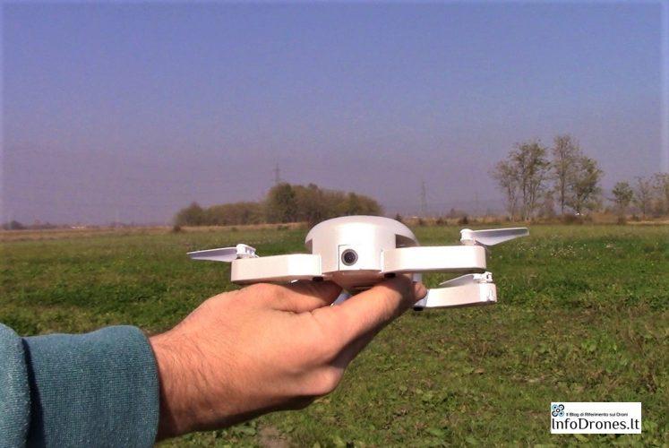 prova di volo Fq777 fq18-drone clone dobby