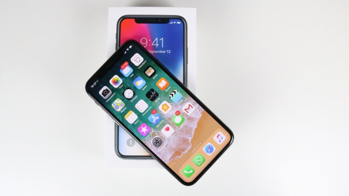 unboxing Apple iPhone X recensione
