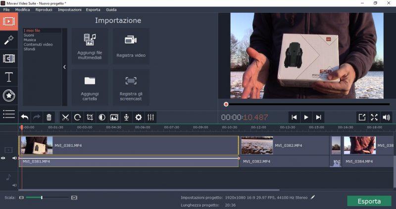 Movavi Video ScreenShoot