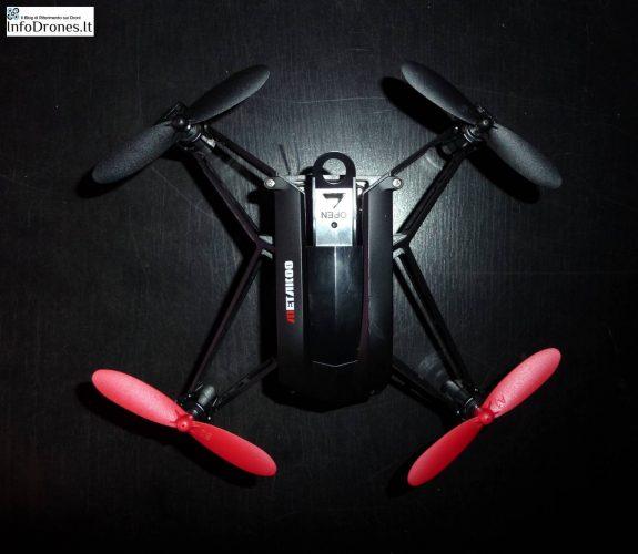 dimensioni Metakoo M5 amazon drone giocattolo