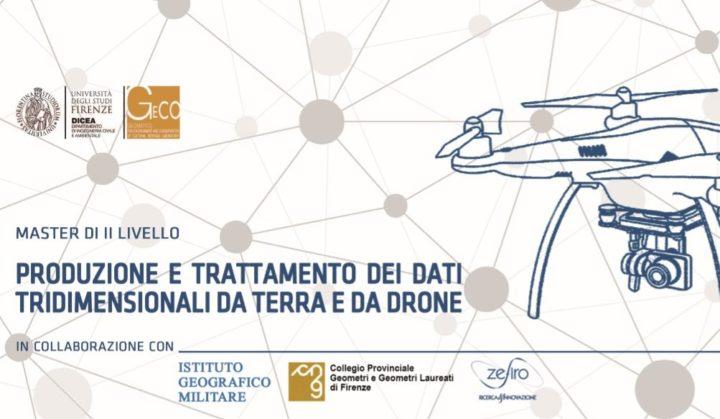master droni-università firenze droni-dati 3d da droni studio