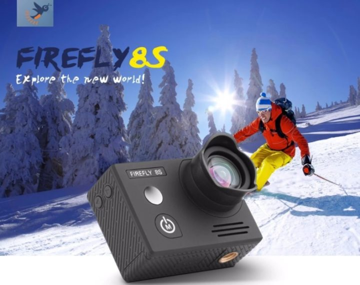 recensione hawkeye firefly 8s- action cam economica