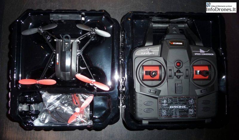 unboxing Metakoo M5 amazon drone giocattolo