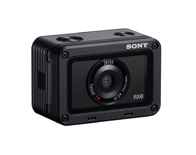 Action Cam Sony DSC-RX0 confezione