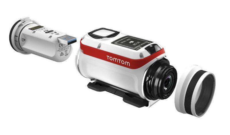 Action Cam TomTom Bandit caratteristiche