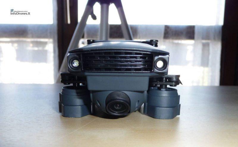 Camera Eachine e58- drone clone dji mavic pro