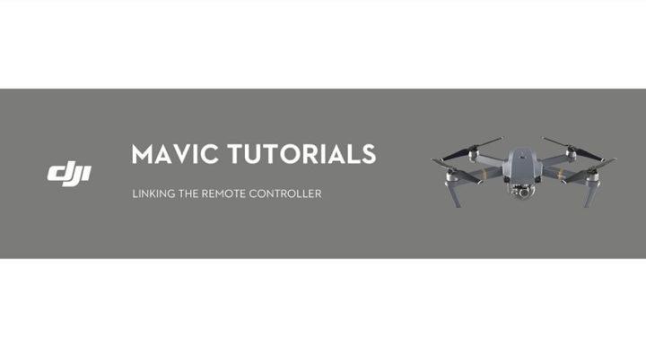 Come connettere il controller al drone DJI Mavic Pro