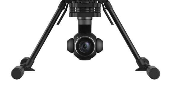 camera yuneec typhoon h plus-ces 2018 novità-droni ces 2018
