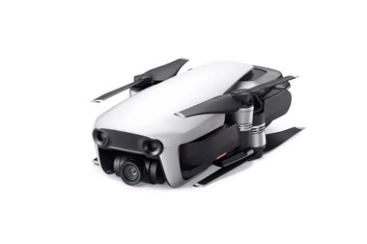 nuovo drone dji mavic air-braccia ripieghevoli