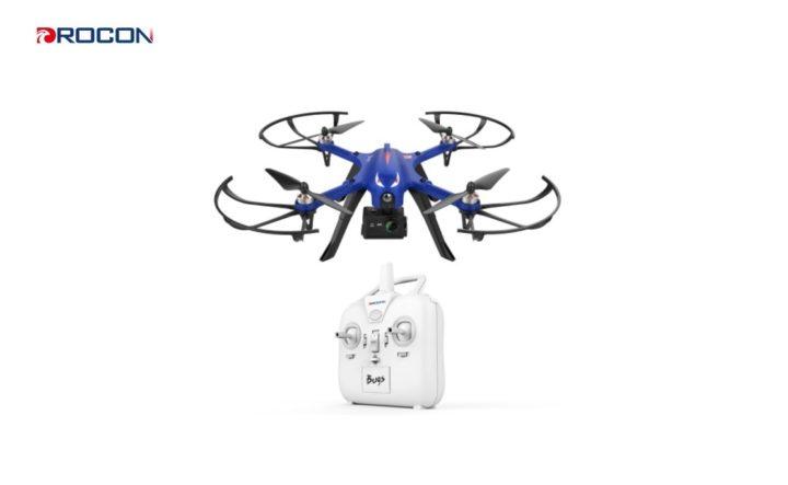recensione drocon bugs 3 amazon drone per gopro 2