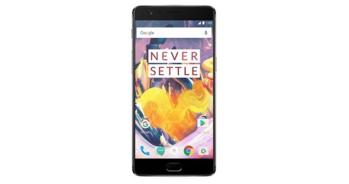Smartphone one plus 3t amazon