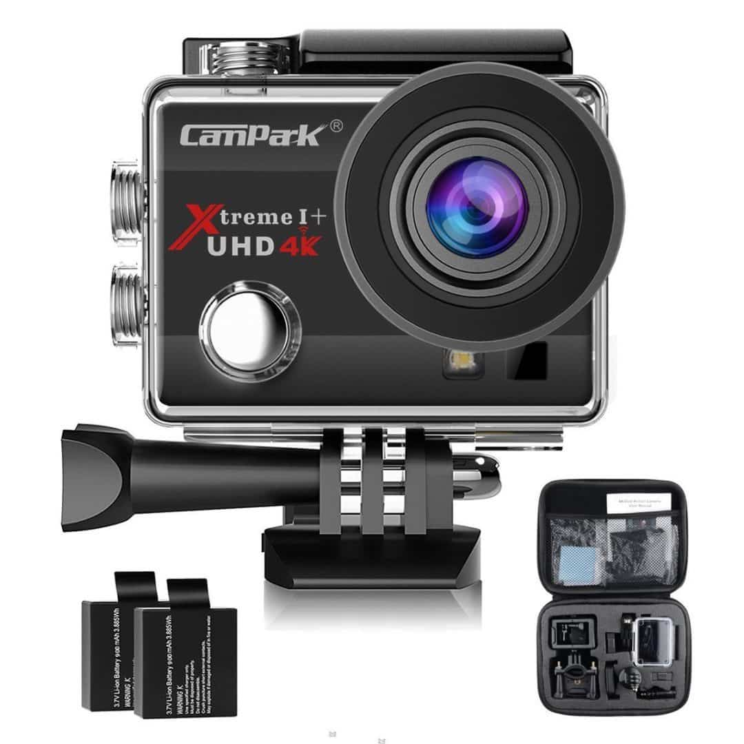 Action Cam Campark 4K