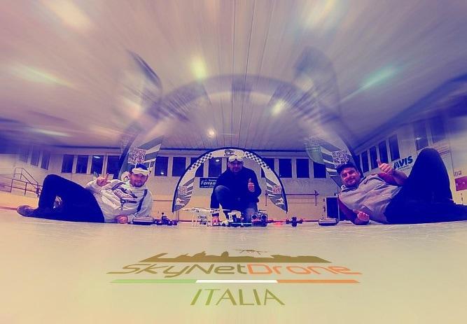Skydrone italia raduno droni mantova