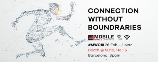 Zyxel Communications MWC 2018 Barcellona