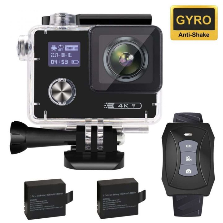 action cam YDI G80