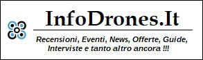 Infodrones Logo Ufficiale