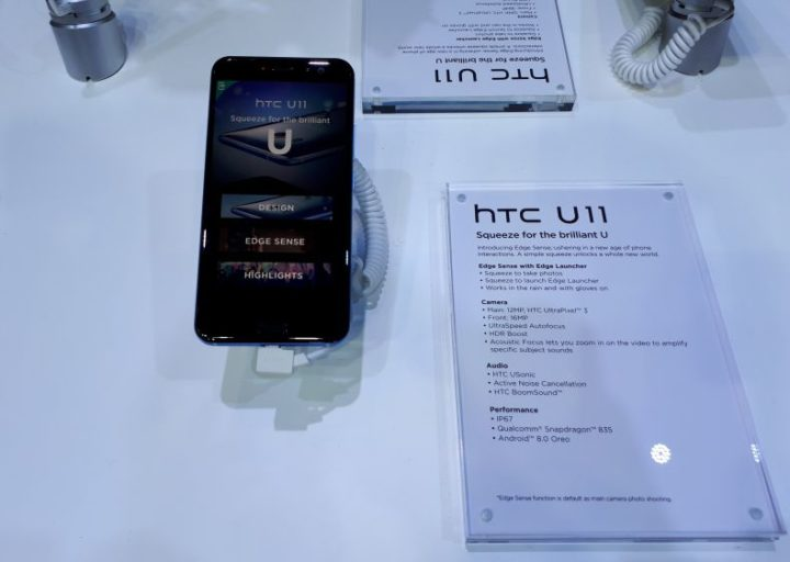 nuovo smartphone htc u11 plus amazon