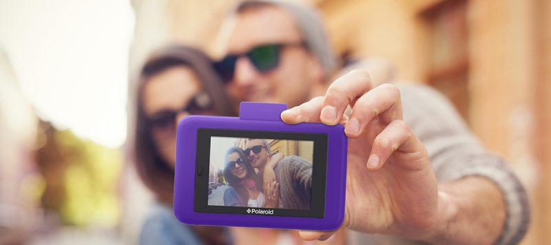 Polaroid Snap Touch funzioni