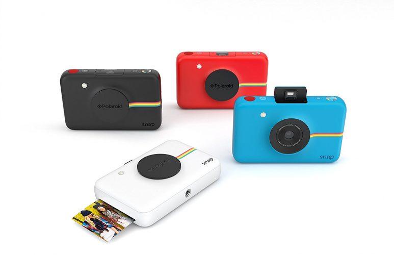 Polaroid Snap confezione