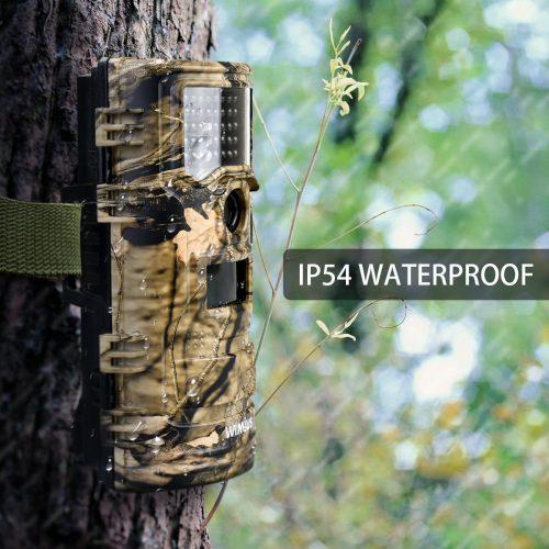 WiMiUS H4 Trail, una Action Cam da caccia