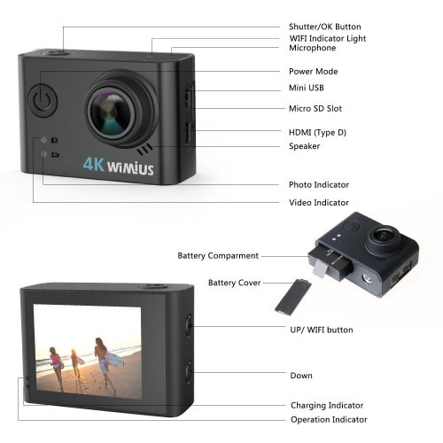 WiMiUS L2 4K caratteristiche